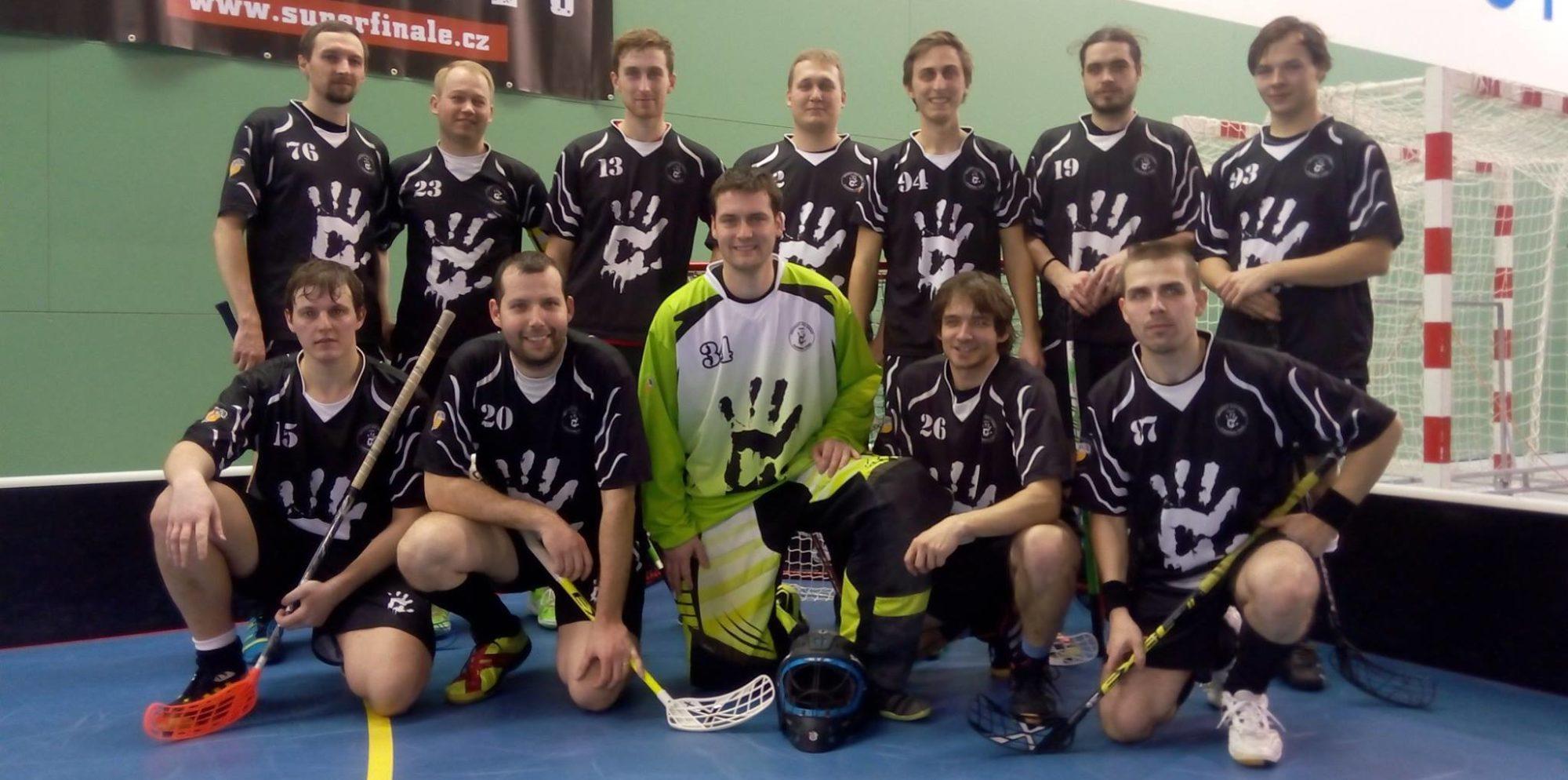 VSK VUT Skurut Hai Brno - florbalový tým
