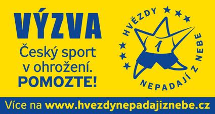 Pomozte zachránit finance pro český sport!